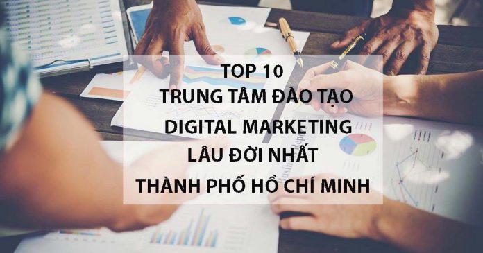 Top 10 Trung Tâm Đào Tạo Digital Marketing