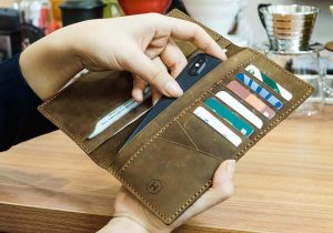 Những lưu ý khi lựa chọn ví