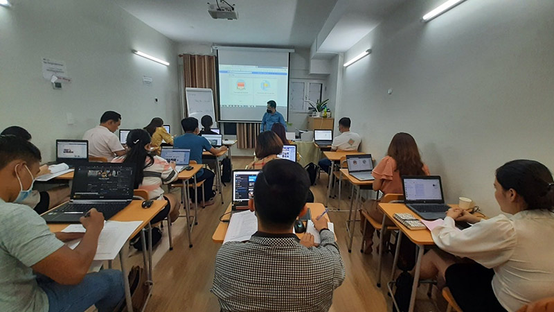 Trung Tâm Đào Tạo Kinh Doanh Online IMTA