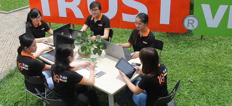 Trung Tâm Đào Tạo Thiết Kế Website TRUST.VN