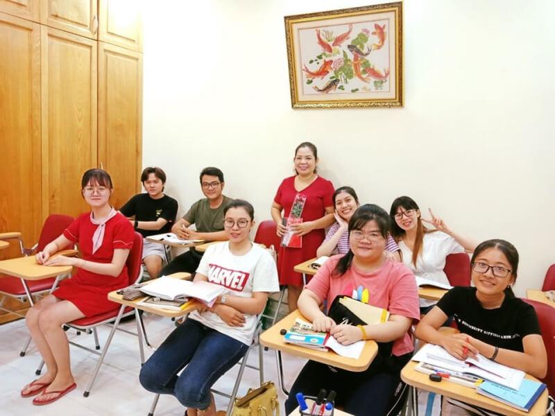 Trung tâm tiếng Hoa Sài Gòn Vina