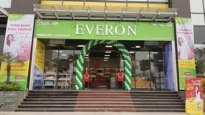 Mua chăn ga gối đệm rẻ đẹp uy tín tại Everon
