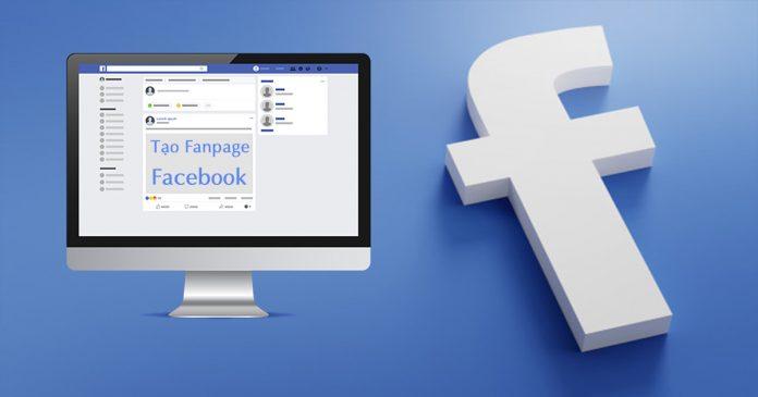 tạo fanpage trên facebook giao diện mới 2020
