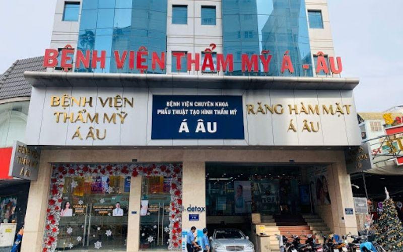 Bệnh viện thẩm mỹ Á Âu là nơi rất được lòng khách hàng