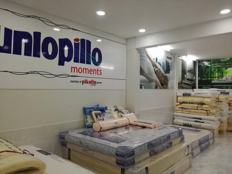 Dunlopillo là đơn vị chuyên cung cấp chăn ga gối nệm Hàn Quốc