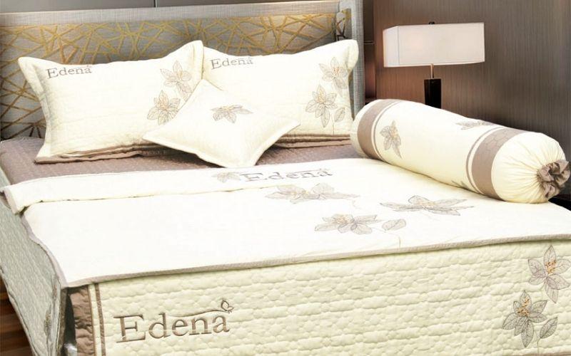 Cửa hàng chăn ga gối nệm Edena có rất nhiều mẫu mã đẹp