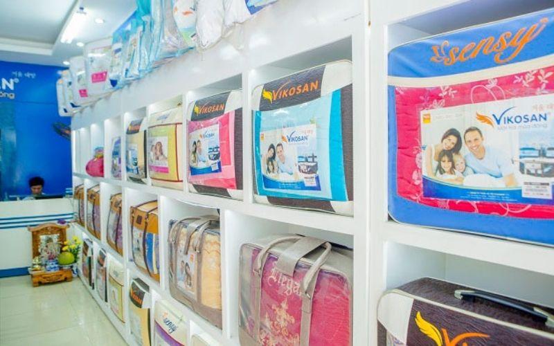Cửa hàng chăn ga gối nệm Hàn Quốc Vikosan