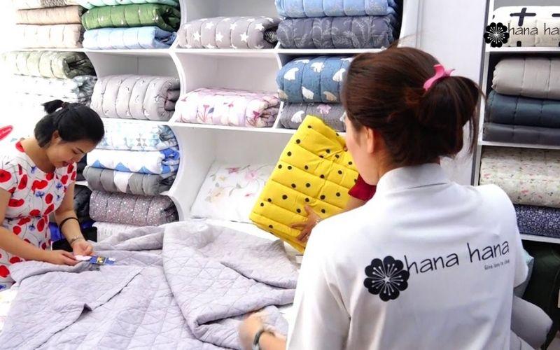 Hana Hana đem lại sự an tâm cho người tiêu dùng vì độ uy tín và chất lượng