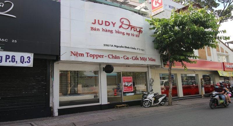 chăn ga gối nệm tại tphcm Judy Drap