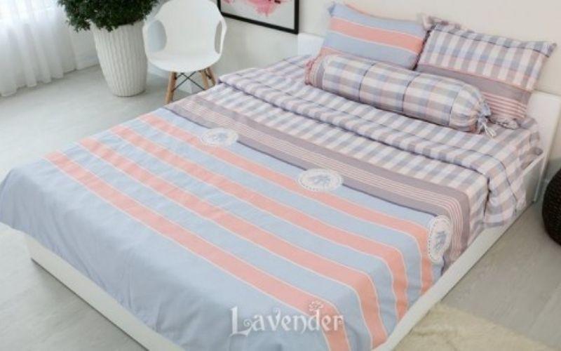 Ngoài chất lượng đảm bảo, chăn ga gối nệm Lavender còn sở hữu nhiều mẫu mã đẹp