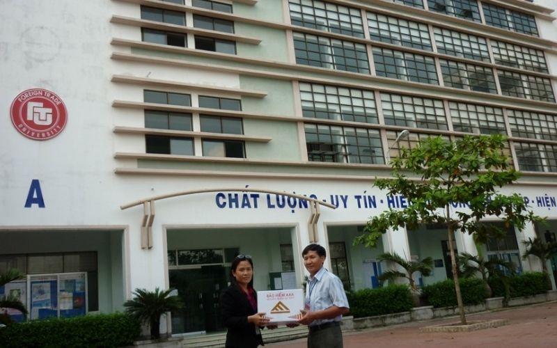 Đại học Ngoại thương cơ sở 2 tại TPHCM