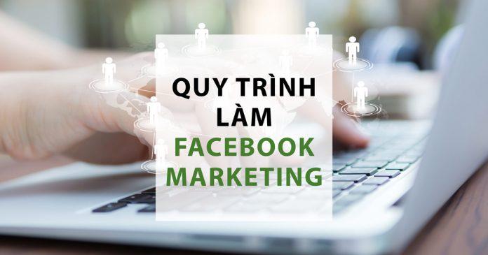 Quy Trình Thực Hiện Facebook Marketing