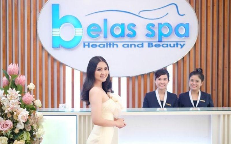 Belas Spa - Spa làm đẹp tại TPHCM cực kì chất lượng
