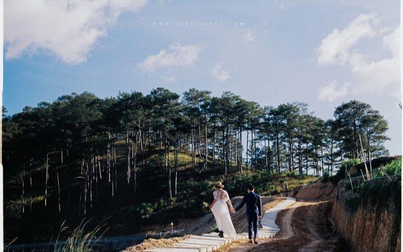 Éclair Joli đã tạo được dấu ấn vô cùng đặc biệt khi cho ra đời những album cưới hoàn hảo