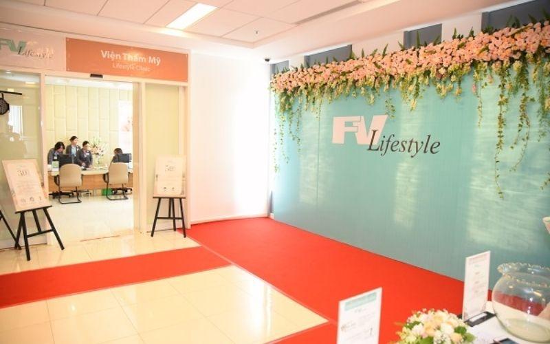 Viện thẩm mỹ FV Lifestyle được đông đảo chị em tin tưởng