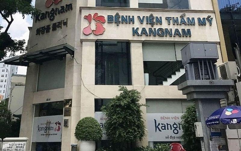 Bệnh viện thẩm mỹ KangNam chuyên hút mỡ bụng tại TPHCM