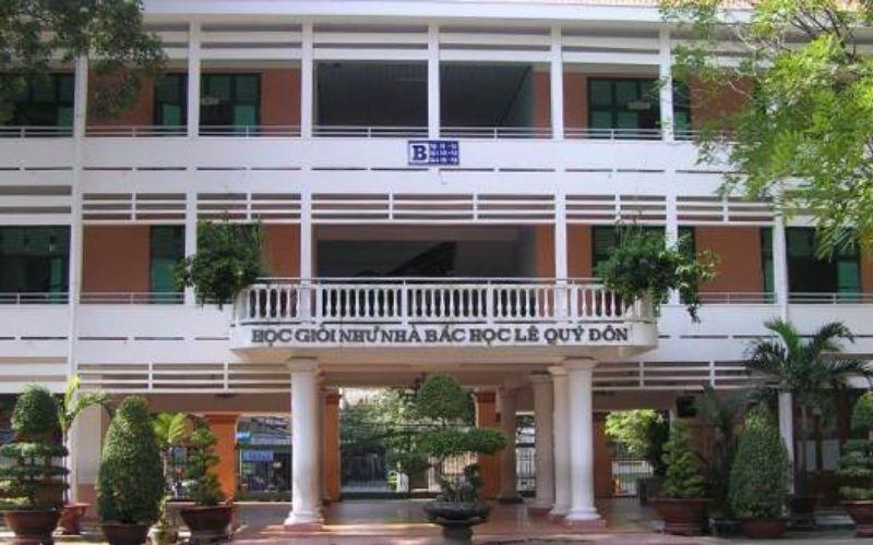 Trường trung học cơ sở Lê Quý Đôn