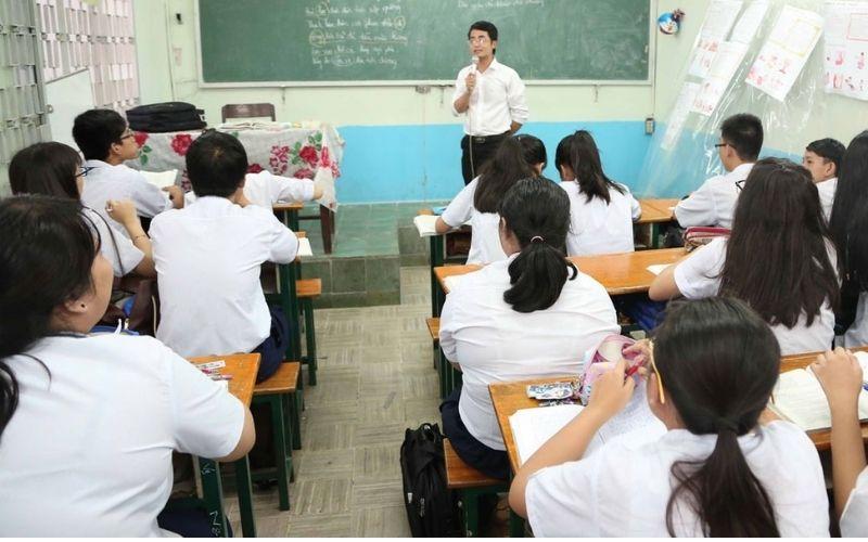 Trung tâm GDTX Long An cũng là nơi dạy tiếng Anh được nhiều người tin tưởng