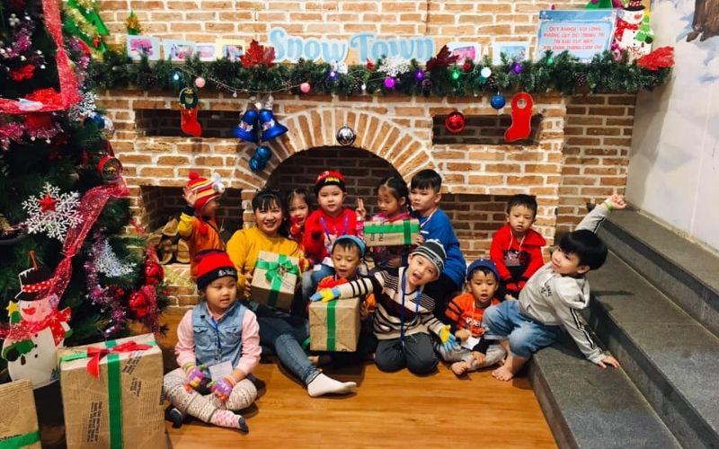 Một chương trình được tổ chức nhân dịp Noel tại trường