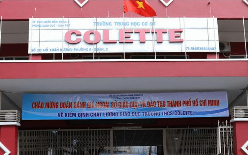 Trường Trung học cơ sở Collette