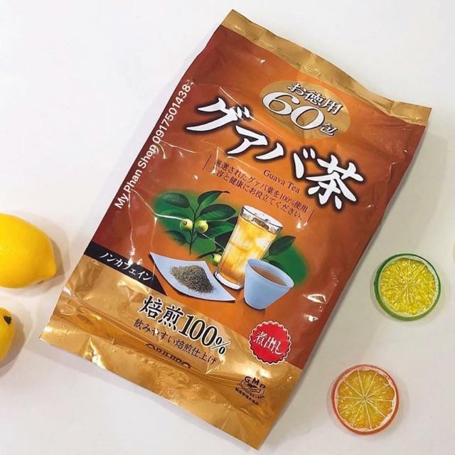 Trà Lá Ổi Guava Orihiro