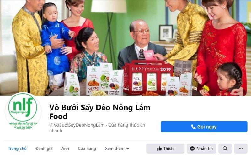 Nông Lâm Food chuyên cung cấp các sản phẩm mứt tết từ vỏ bưởi