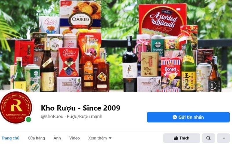 Khoruou.vn là cửa hàng bán rượu trái cây và rượu nhập khẩu tin cậy với nhiều người