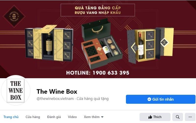 The Wine Box sở hữu rất nhiều loại rượu vang trái cây ngon, giá cả khá hợp lí