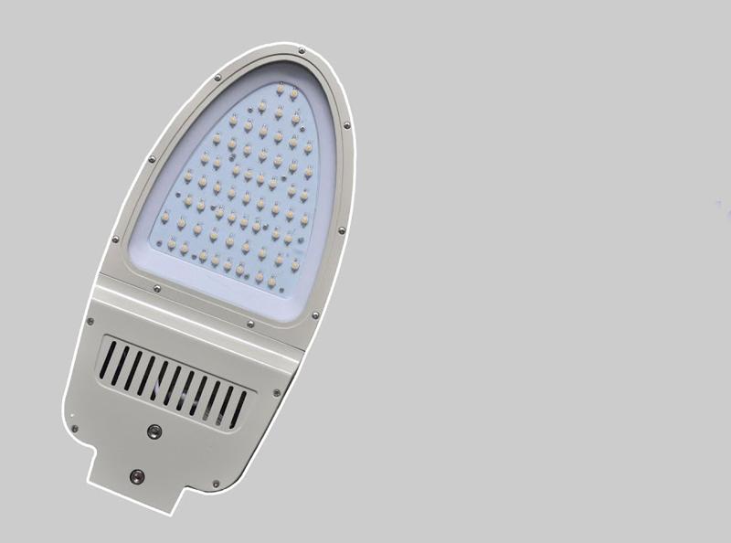 Đèn đường LED năng lượng mặt trời mã HLS6