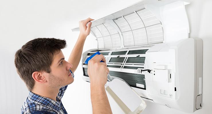 Sửa chữa máy lạnh quận 8