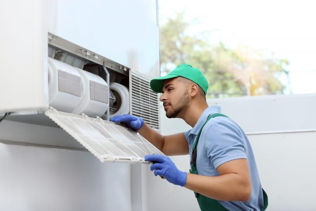 Sửa chữa máy lạnh Quận 12 chất lượng giá rẻ