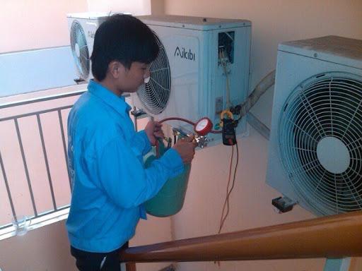 Công Ty TNHH TMDV Điện Lạnh Hùng Cường