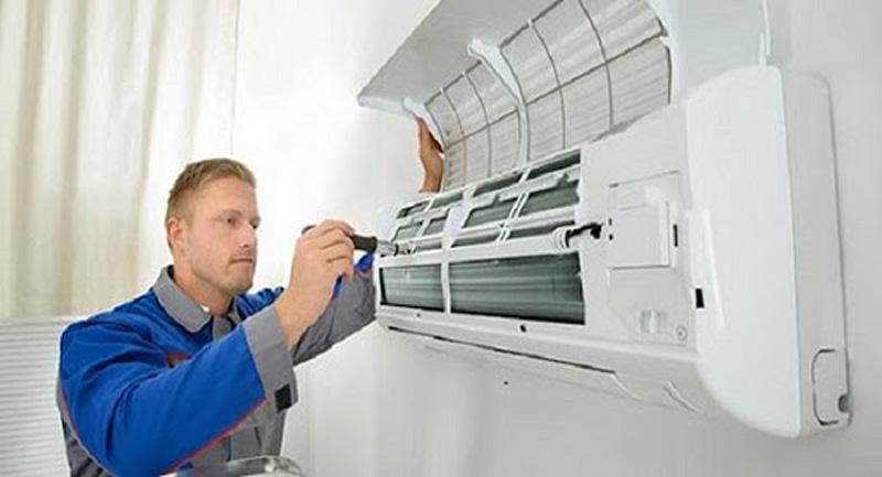 Vệ sinh máy lạnh, sửa máy lạnh, bơm ga, lắp đặt máy lạnh,...