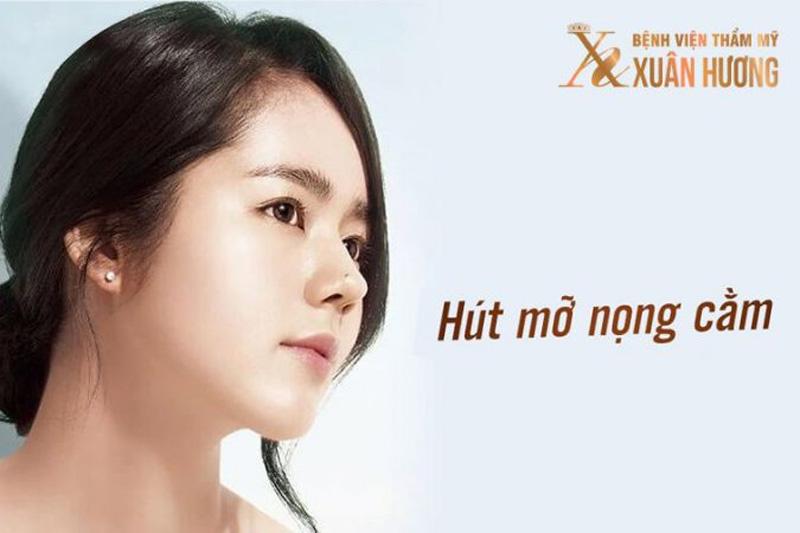 Hút mỡ nọng cằm TPHCM - Bệnh viện thẩm mỹ Xuân Hương
