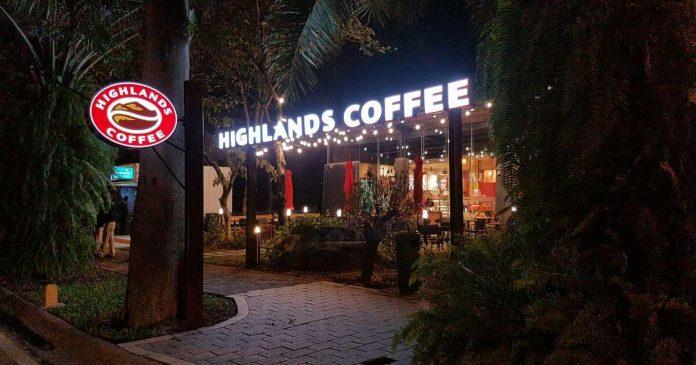 Kinh nghiệm nhượng quyền Cafe Highlands dành cho người mới