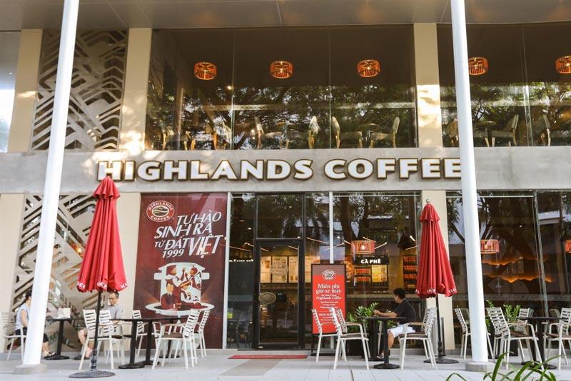 Sự ra đời của thương hiệu Cafe Highlands