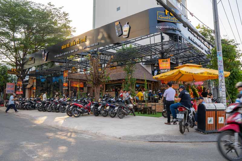 Nhượng quyền FC Good Cafe