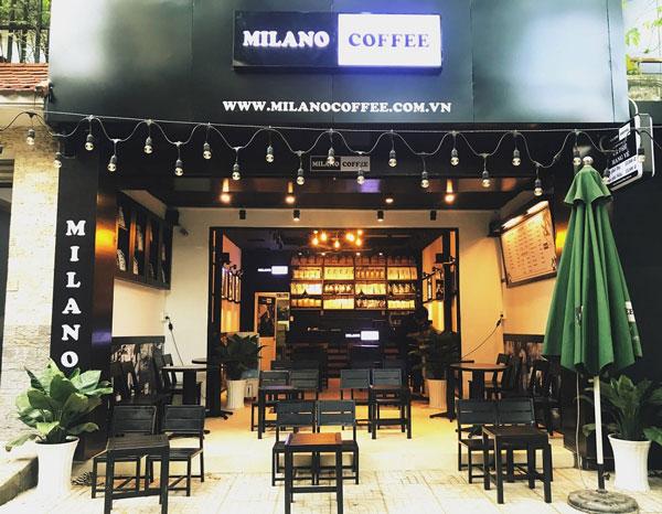Thông tin nhượng quyền thương hiệu Cafe Milano