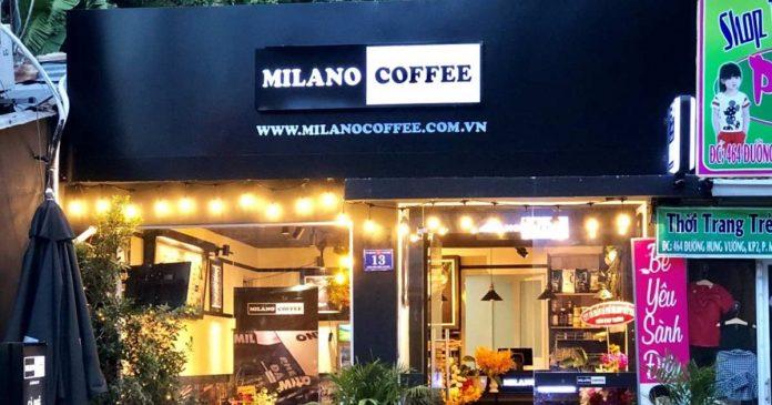 Những thông tin cần biết nhượng quyền thương hiệu Cafe Milano