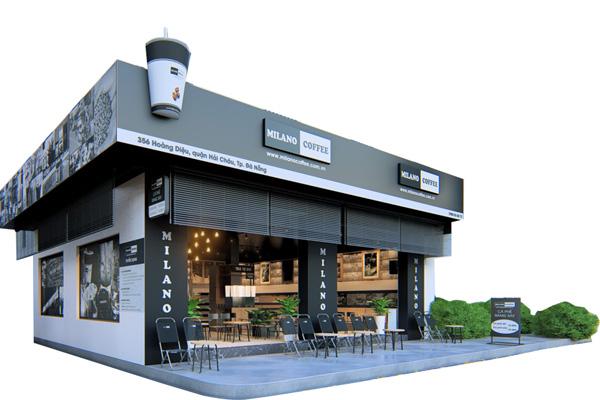 Các mô hình kinh doanh nhượng quyền của Cafe Milano