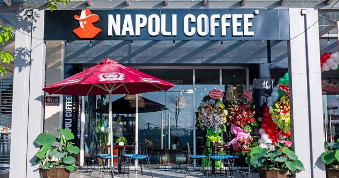 Nhượng quyền cafe Napoli chi phí quy trình thế nào ?
