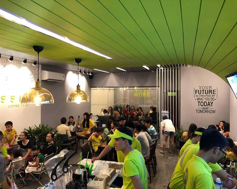 Có nên lựa chọn nhượng quyền Cafe Passio?