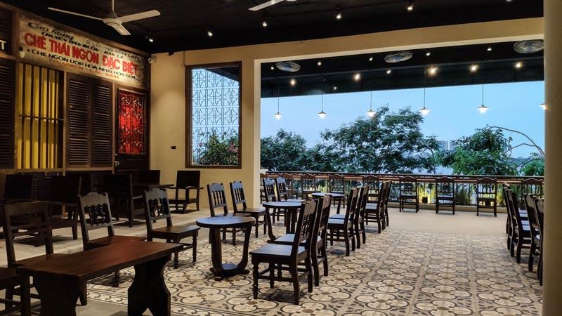 Aha Cafe đã có thông tin nhượng quyền thương hiệu với yêu cầu mặt bằng có không gian mở và rộng trên 120m2