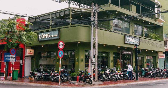 Điểm khác biệt giá cả nhượng quyền Cafe Cộng như thế nào ?