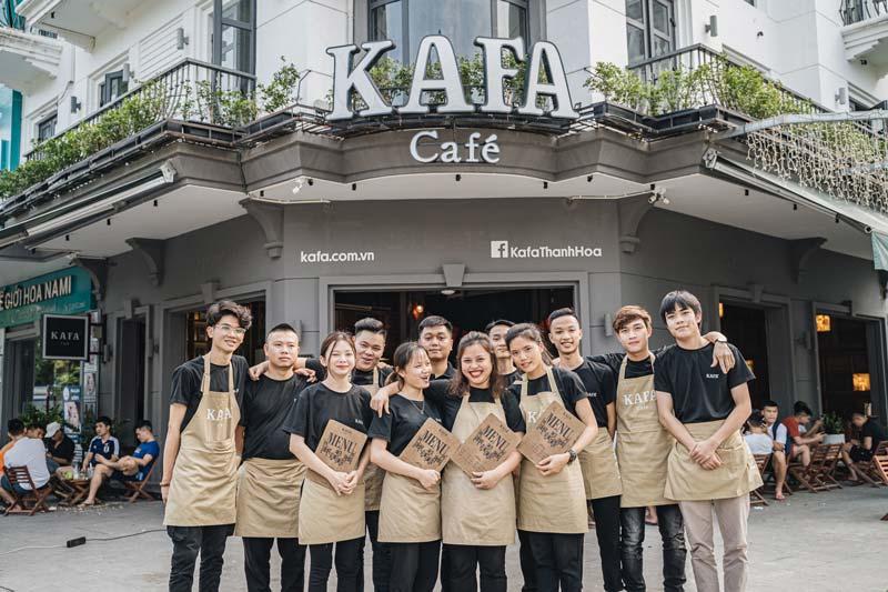 Thông tin chung về thương hiệu Kafa Cafe