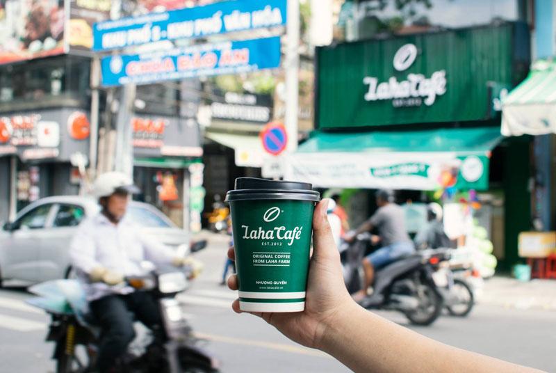 Tại sao nên chọn nhượng quyền cafe Laha?