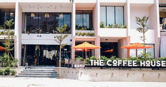 Giá cả nhượng quyền The Coffee House bao nhiêu?