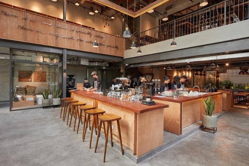 Chiến lược kinh doanh của The Coffee House