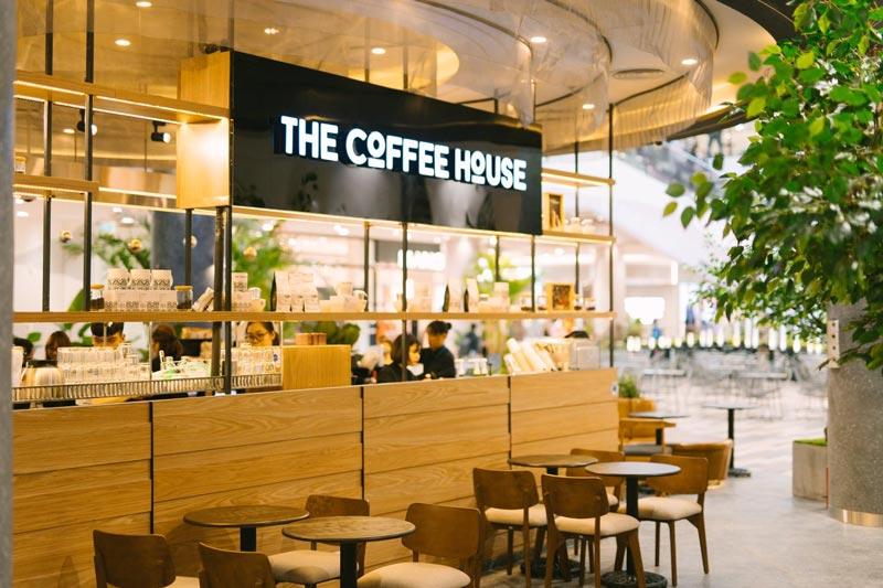 Quá trình hình thành và phát triển của The Coffee House