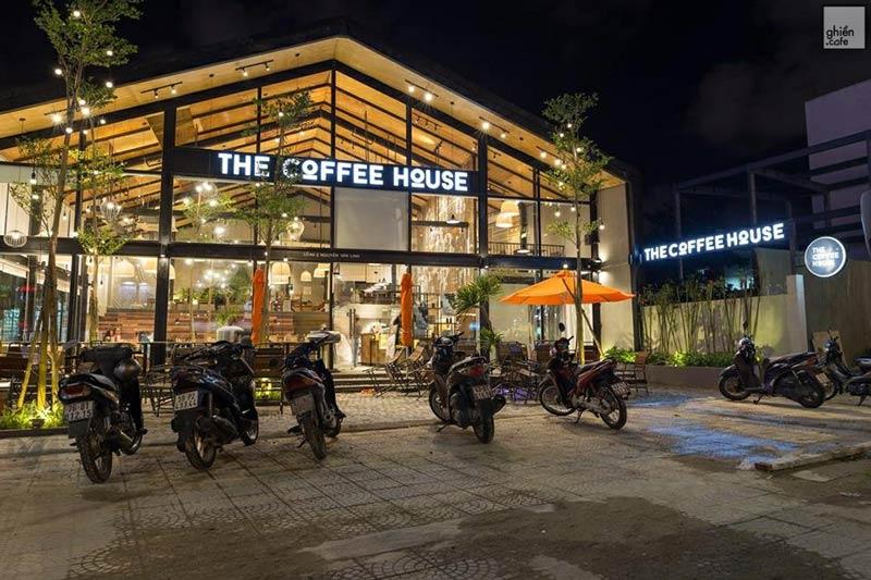 Nhượng quyền The Coffee House có giá bao nhiêu?